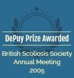 DePuy Prize Awarded